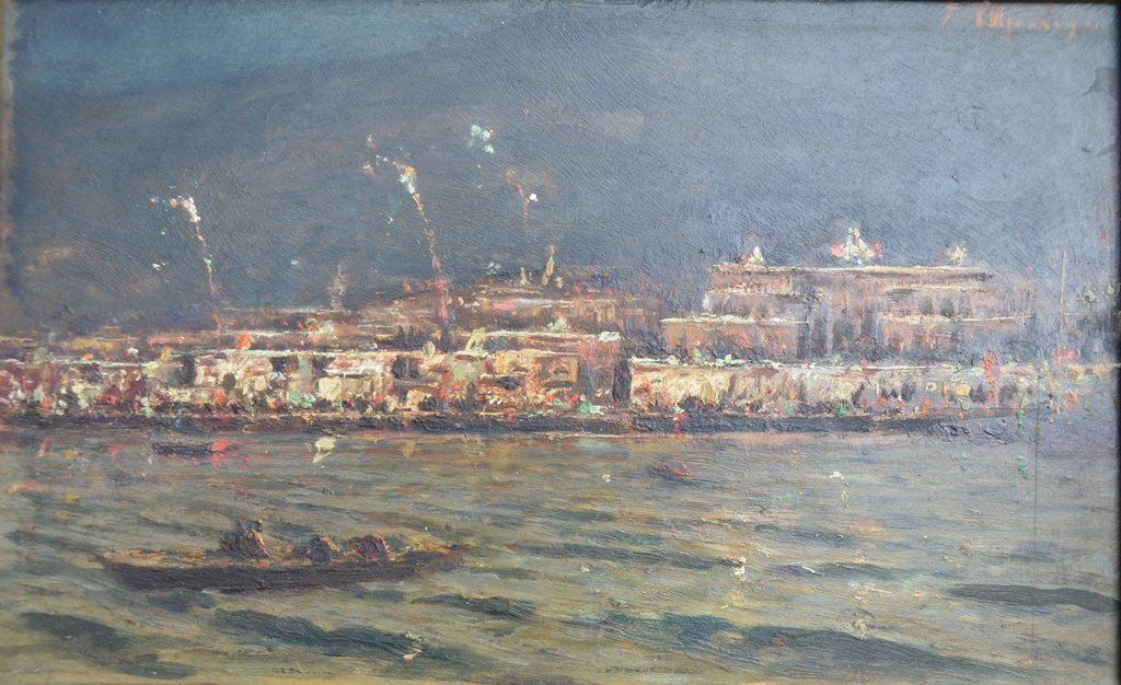 "Egor Egorovich Schreider (UKRAINIAN) ""Seascape"""