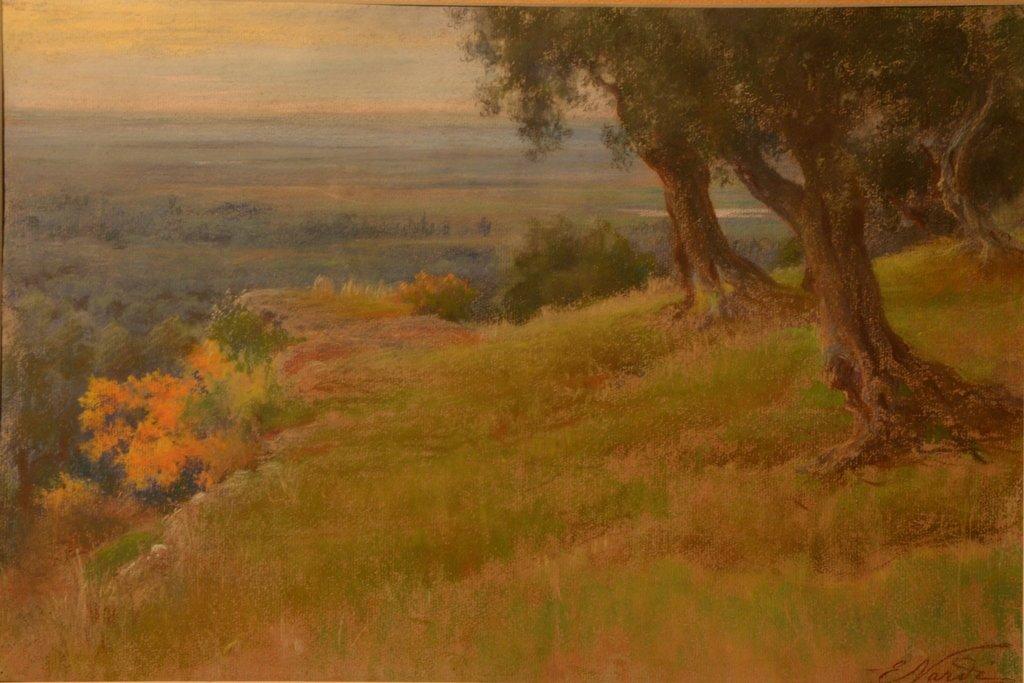 "Enrico NARDI (ITALIAN 1864-1947) ""Landscape"""