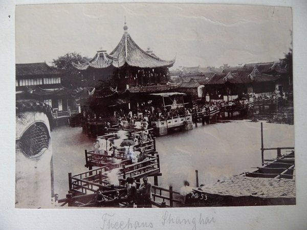 Late Qing Photos Album By German Army Officer - 2