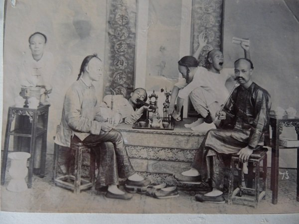 Late Qing Photos Album By German Army Officer - 3