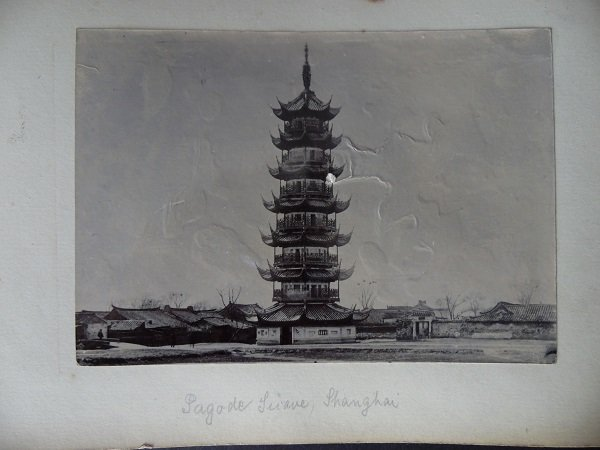 Late Qing Photos Album By German Army Officer - 8