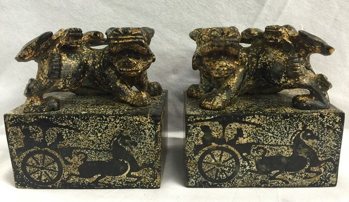 A Pair of Han Dynasty Style Stone Seal