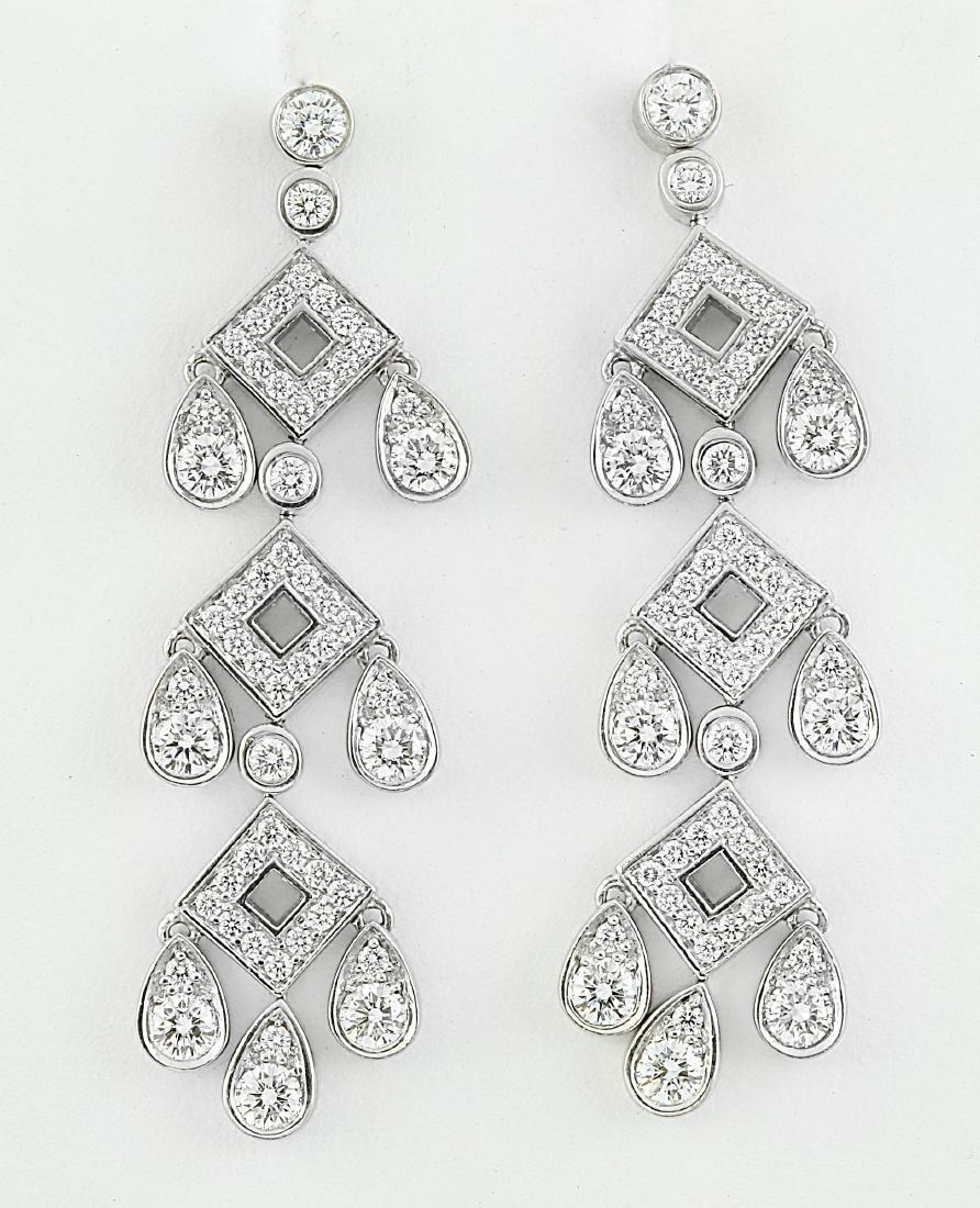 3.00 Carat Authentic Tiffany&Co Platinum Diamond