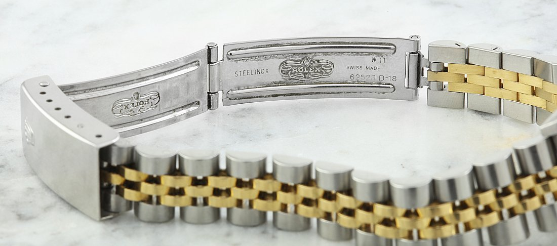 Rolex Oyster Perpetual Datejust Diamond Watch - 5