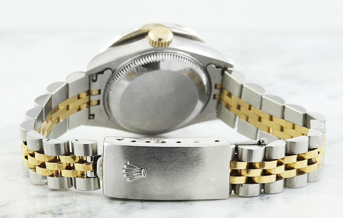 Rolex Oyster Perpetual Datejust Diamond Watch - 3