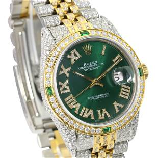 Pre-owned Rolex Datejust 36mm Jubilee Band