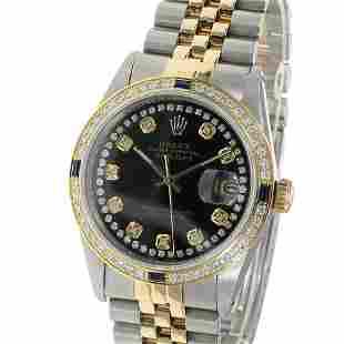 Pre-owned Rolex Datejust 36mm Jubilee