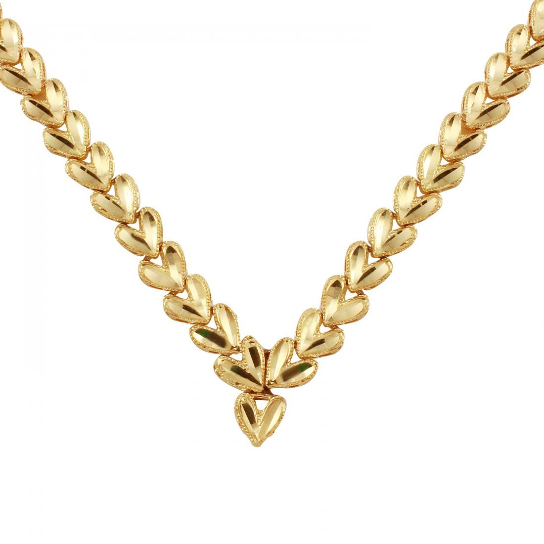 Ladies 14K Yellow Gold Necklace
