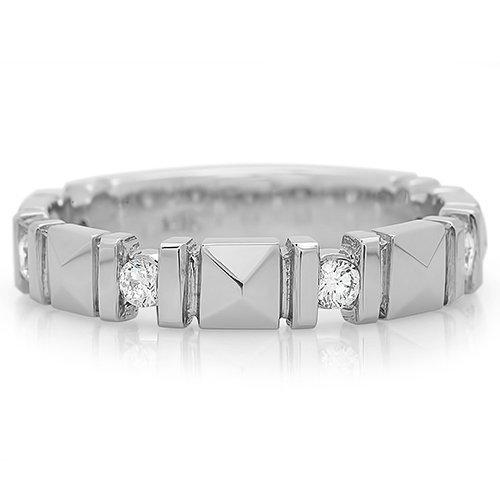 14K Mens Designers Diamond Ring