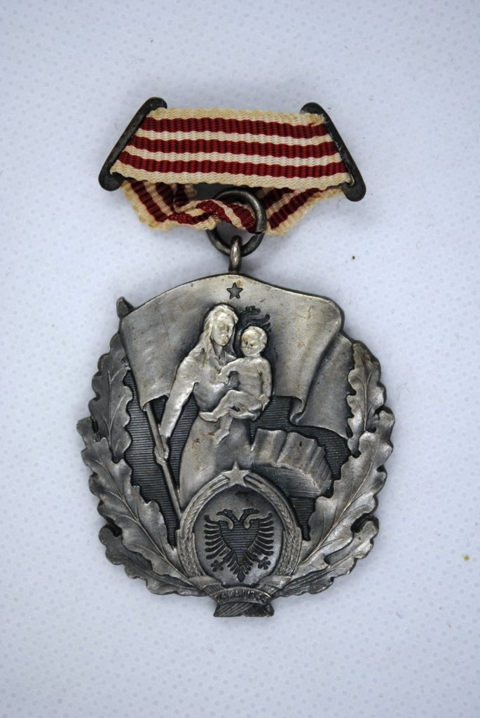 Albania Communist Era Order of Motherhood Class III