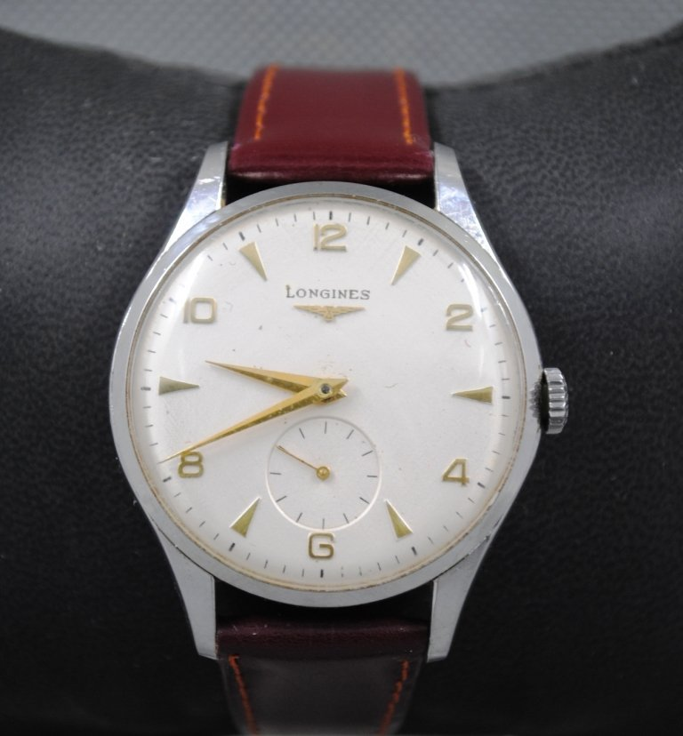 Vintage Longines Manual Swiss Made Watch 38mm