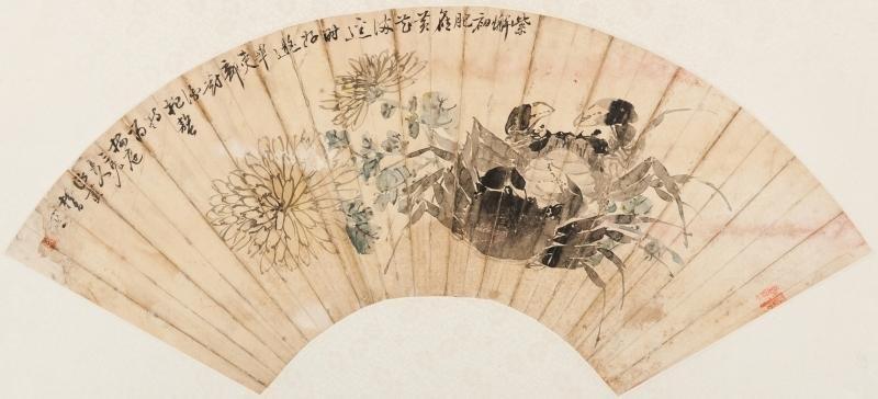 Qing - Annoymous - Fan Painting