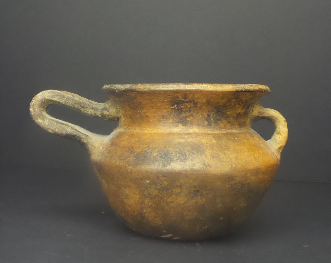 THE MAYA POTTERY.(Classic Period, 100 - 900 AD)