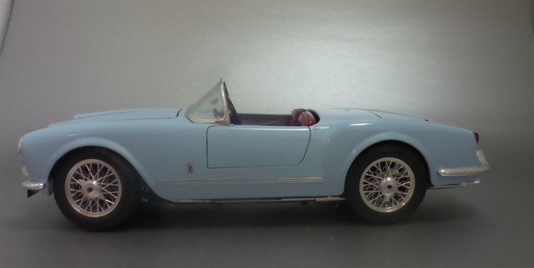 VINTAGE AMT 1955 LANCIA AURELIA B24 SPIDER.