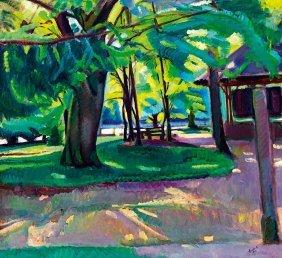 Eros Andor, 1889-1917, Park, 1912