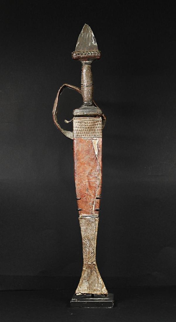 Niger Touareg Dagger 1935  44 cm - 628 gr