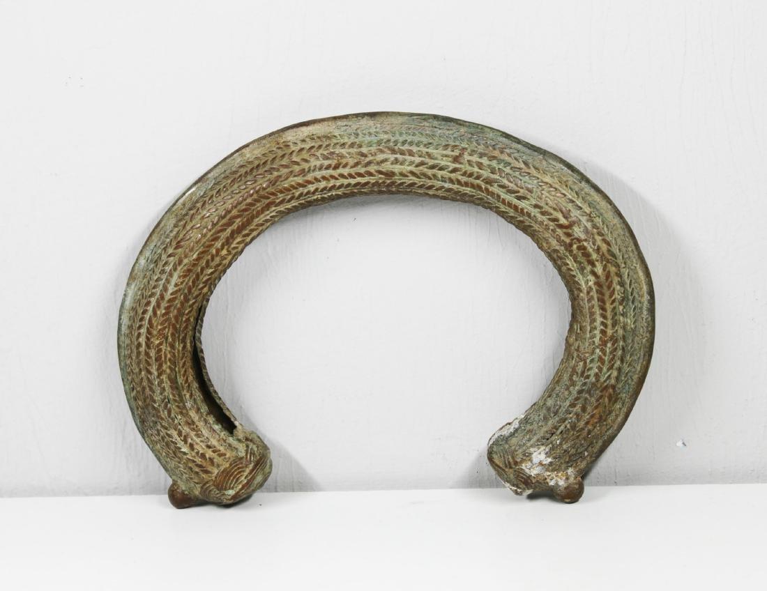 CAMEROON BAMILEKE PEOPLE Fine ornated bracelet