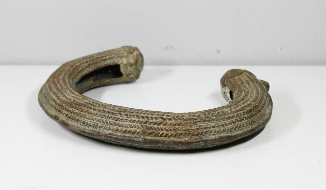 CAMEROON BAMILEKE PEOPLE Fine ornated bracelet - 3