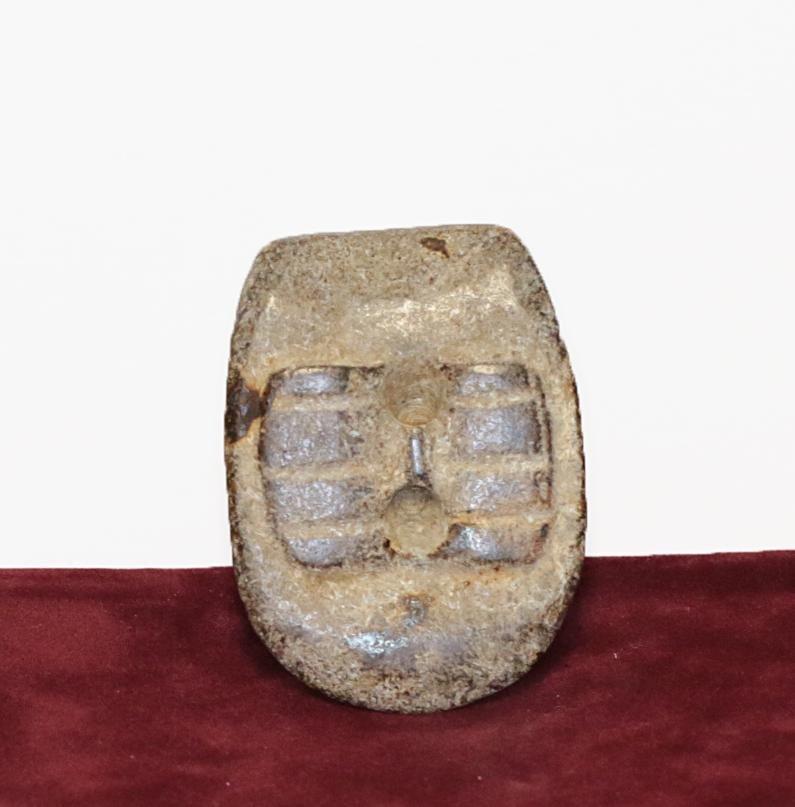 Tibet Himalayan tribes 1910/1920 Amulet Stone Pendant,