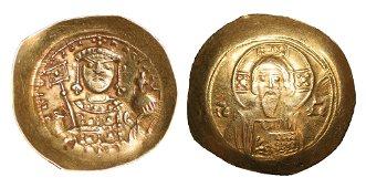 Michael VII EL Histamenon Nomisma Constantinople,AD