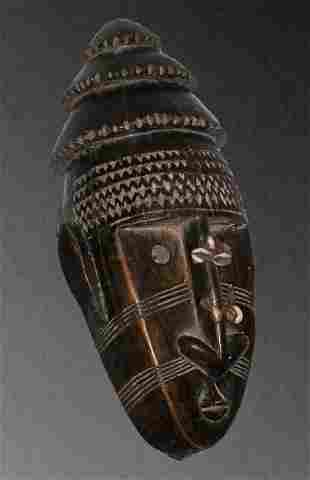 Mali. Dogon people. Ceremonial Mask. 1950 circa. 1,5