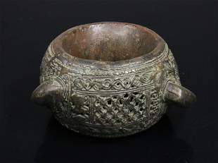 CAMEROON Bamun Tribe Ceremonial bracelet 1850/1900 AD.