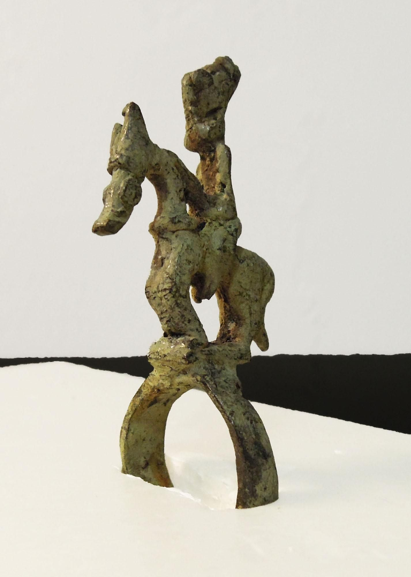 Mali. Dogon people. 1850. Ceremonial bronze ring