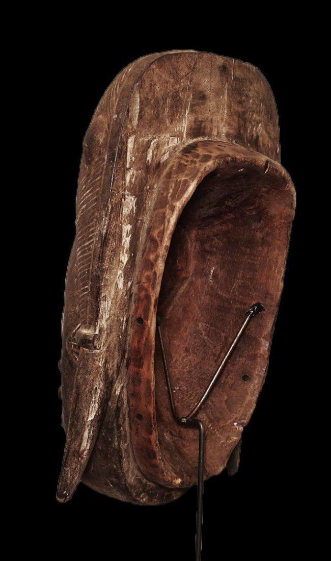 A fine Baulè people Wall mask 19 inch - 5