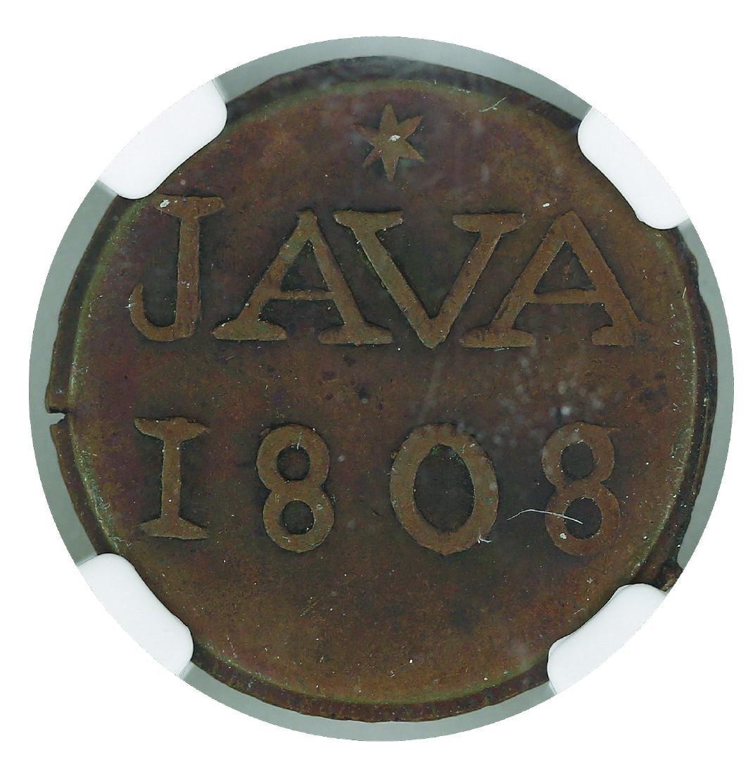 Netherlands East Indies, 1808, Duit Java S-579