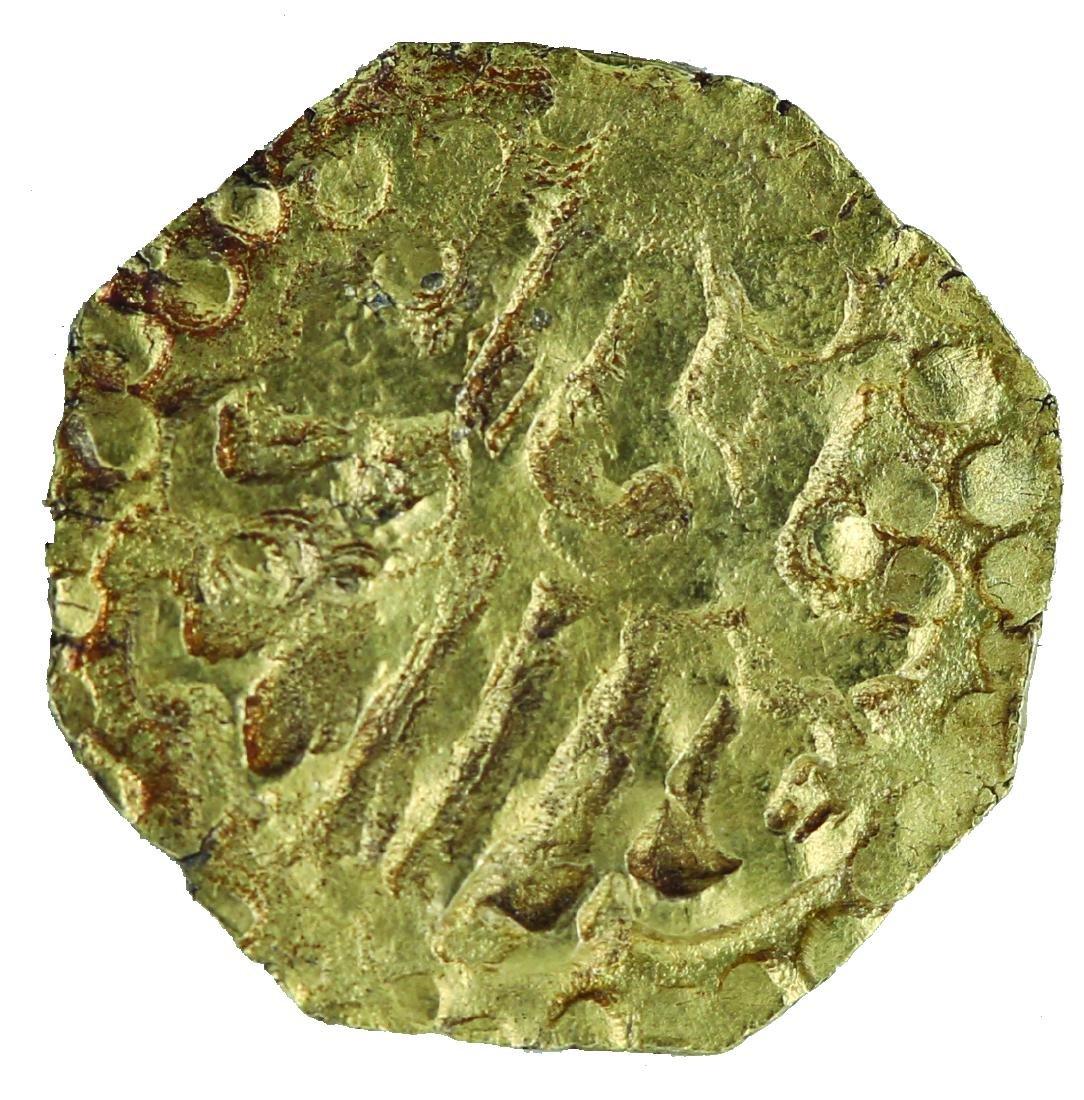 Johor 1527 - 1564, Johor Gold 1 Kupang Obv. Alauddin,