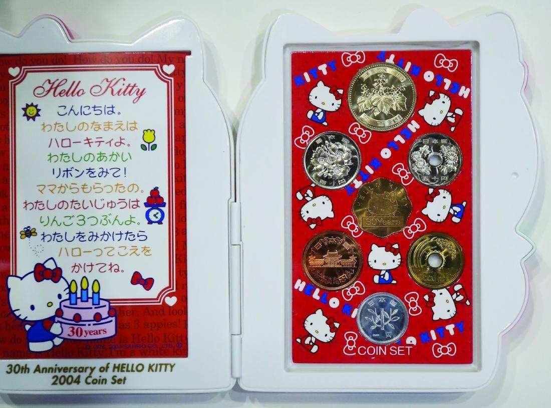 Japan Mint Set, The 80th Anniversary  of Winnie The