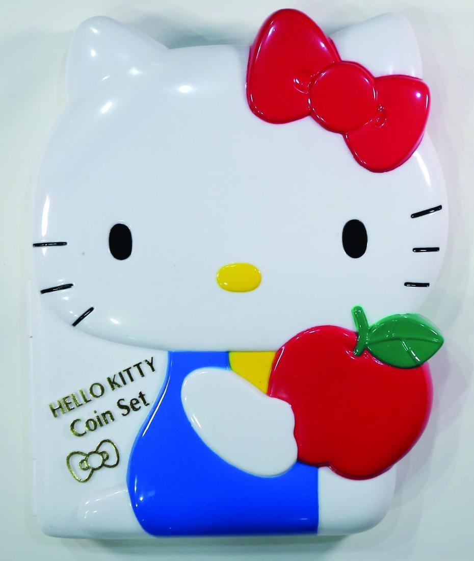 Japan Mint Set, The 80th Anniversary  of Winnie The - 2