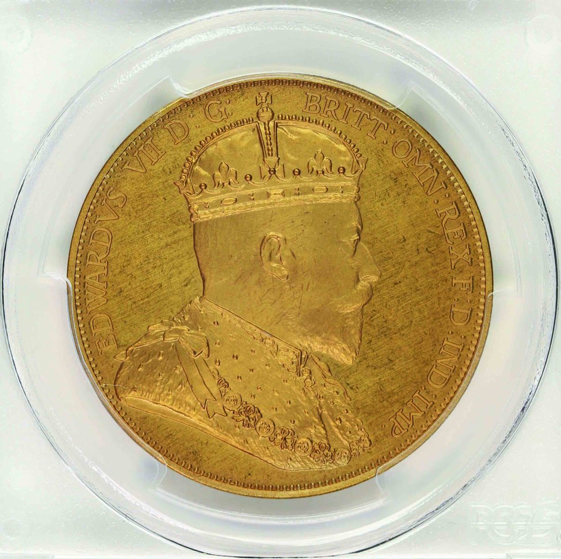 Jersey 1910 4 Shillings Proof, PCGS PR66 - 2