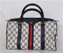 Vintage Gucci Speedy Bag GG Monogram Supreme