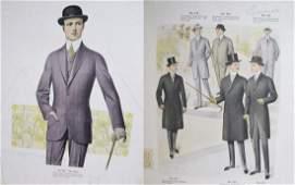 Bespoke 1914 Tailor Made Catalog 17 x 21
