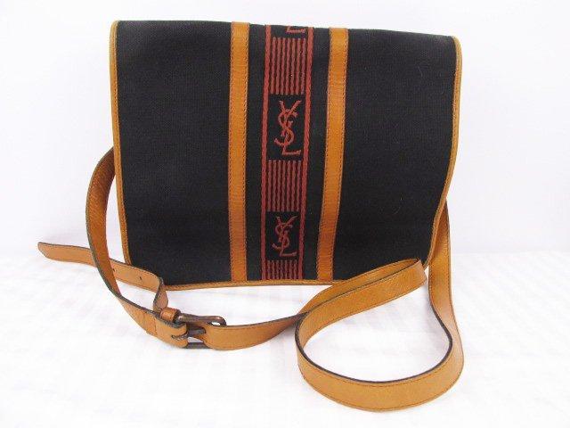 Yves Saint Laurent Crossbody Messenger Bag YSL