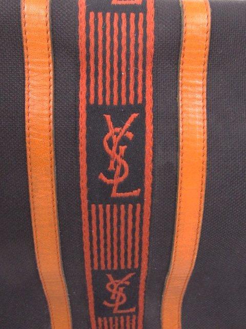 Yves Saint Laurent Crossbody Messenger Bag YSL - 2
