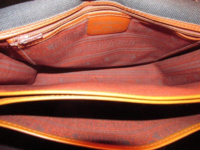 Yves Saint Laurent Crossbody Messenger Bag YSL - 5