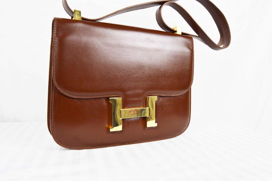 Hermes Constance 25 CM Bag Medium Brown
