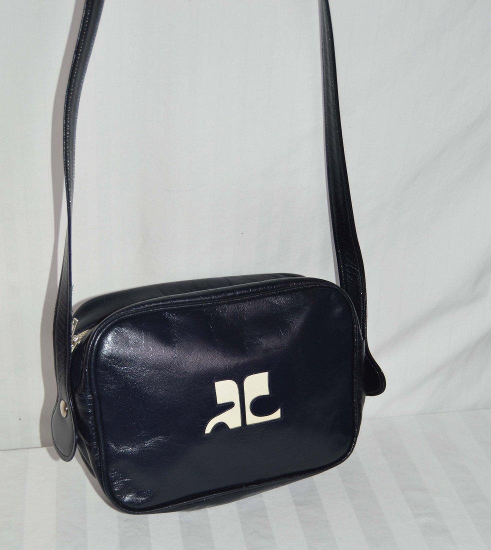 Vintage Courreges Shoulder Bag