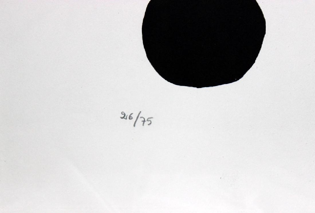 Alexander Calder (American, b.1898-1976) Lithograph - 3