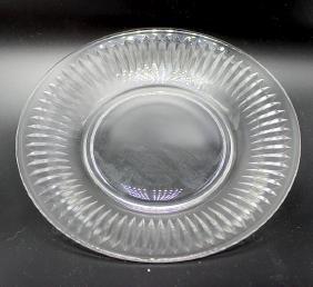 (12) American Cut Crystal Dishes
