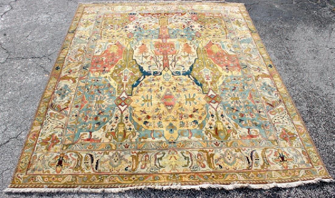 Persian Handmade 100% Wool Oriental Rug