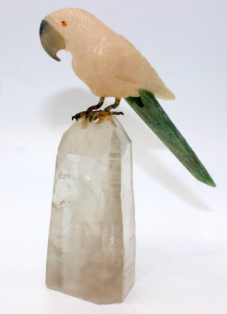3 Quartz Bird Models - 2