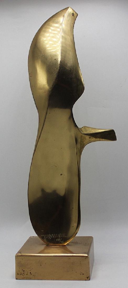 Leroy Nierman Bronze Signed & Numbered #4/6