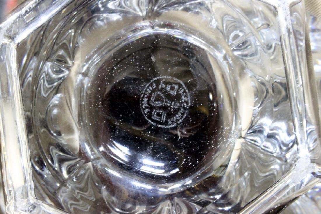 Baccarat Crystal Lidded Candy Dish - 3