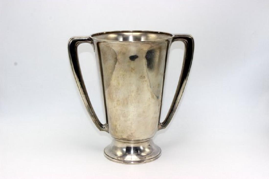 Tiffany & Co. Sterling Trophy