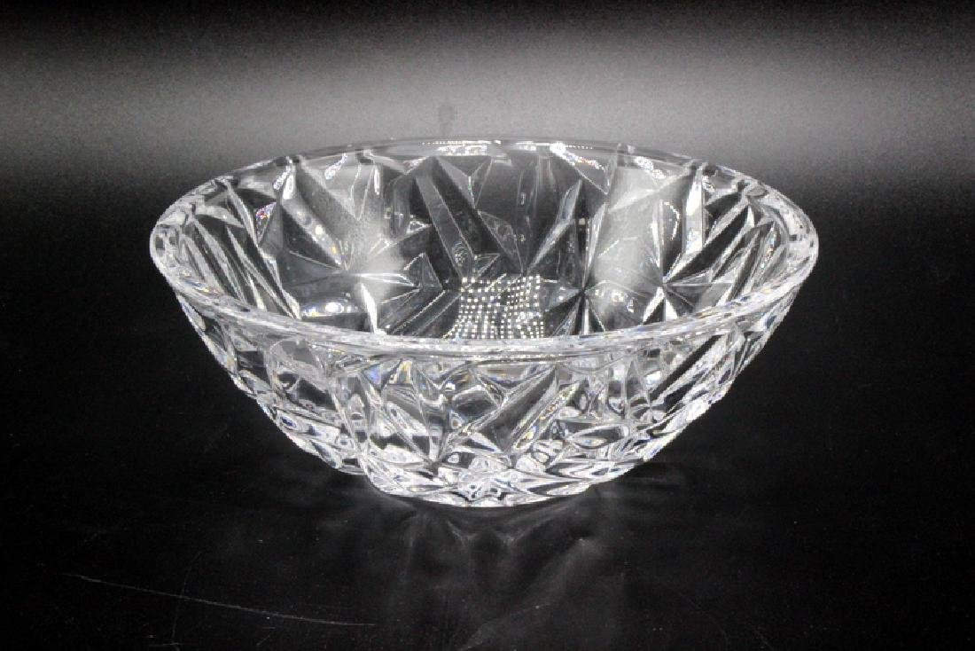 Tiffany & Co. Crystal Candy Dish