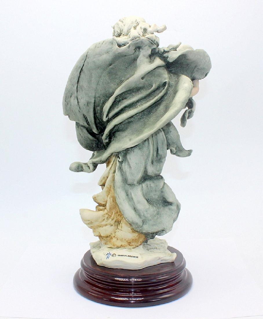 Capodimonte Style Figure of Moses - 2