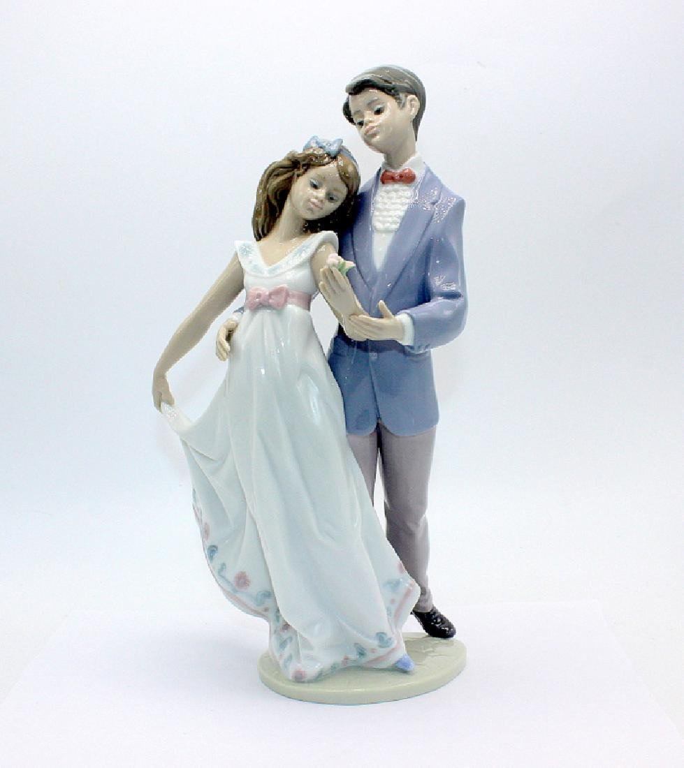 """Lladro #7642 """"Now & Forever"""""""